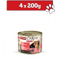 Animonda Carny Kitten 4 x 200g