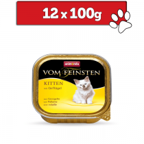 Animonda vom Feinsten Kitten 12 x 100g