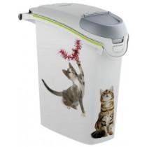 Curver Pet Life Pojemnik na karmę lub żwirek 10kg