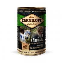 Carnilove Wild Meat Adult Duck & Pheasant kaczka i bażant 400g