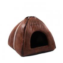 Cozy Dog Budka brąz De Lux