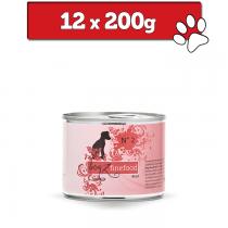 Dogz Finefood puszka 12 x 200g