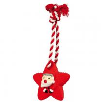 Trixie Świąteczne gwiazdki na sznurku 33cm