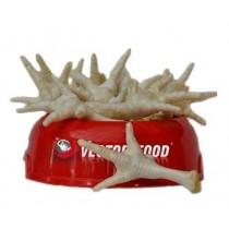 Vector-Food Kurze łapki stopki białe 10szt.
