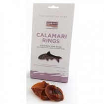 Fish4Dogs Calamari Rings 75g