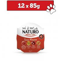 Naturo Adult Cat Mus 12 x 85g