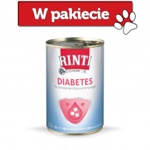 Rinti Canine Diabetes 400g