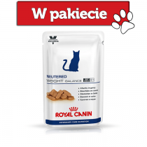 Royal Canin Veterinary Care Nutrition Feline Neutered Weight Balance 100g