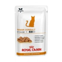 Royal Canin Vet Care Nutrition Senior Consult Stage 1 Feline 100g