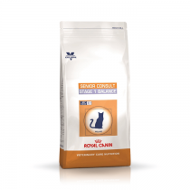 Royal Canin Veterinary Care Nutrition Feline Senior Consult Stage 1 Balance