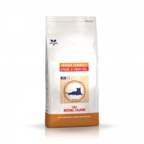 Royal Canin Veterinary Care Nutrition Feline Senior Consult Stage 2 High Cal.