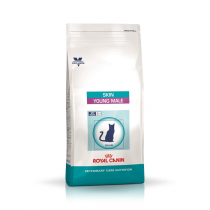 Royal Canin Veterinary Care Nutrition Feline Skin Young Male