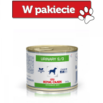 Royal Canin Veterinary Diet Canine Urinary S/O 200g