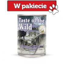 Taste of the Wild Sierra Mountain Canine 390g