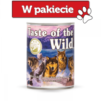 Taste of the Wild Wetlands 390g