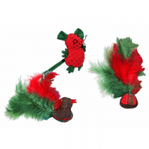 Trixie Zabawka Świąteczna dla kota 9-14cm 1szt