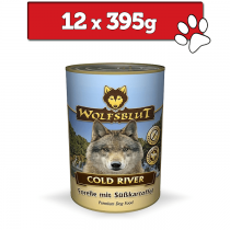 Wolfsblut Dog puszka 12 x 395g