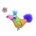 Petstages Pluszowy ptak z kocimiętką