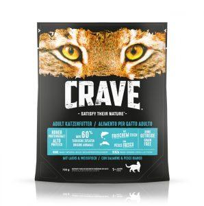 Sucha karma Crave dla kota