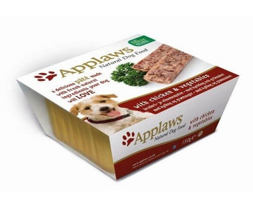 Applaws Dog pasztet 150g x 4