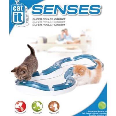 Catit Design Senses Super Roller Circuit tor do zabawy