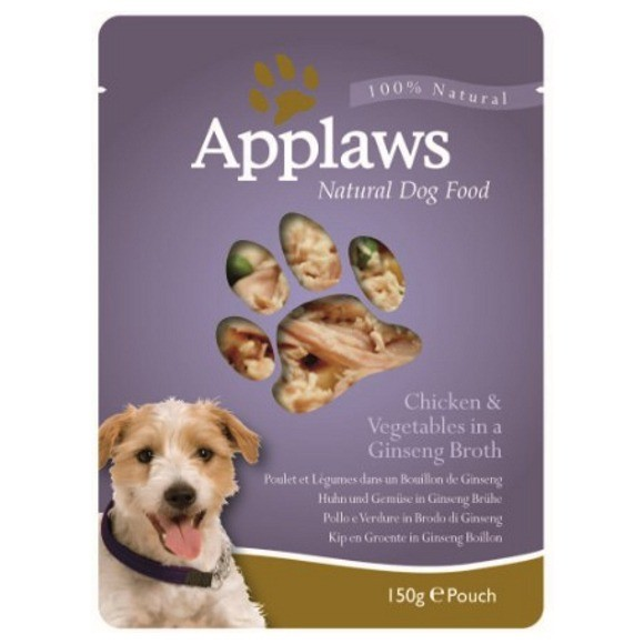 Applaws Dog saszetka 150g x 4