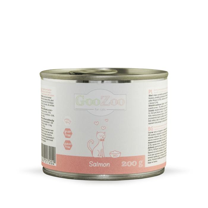 Goozoo bez zbóż 200g x 4