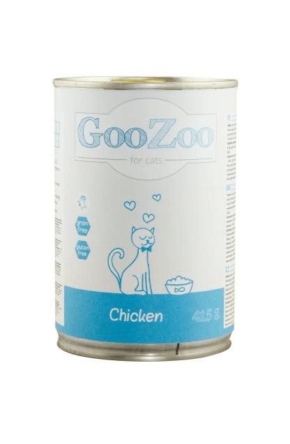 Goozoo bez zbóż 415g x 12