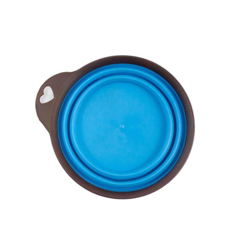 Yarro Miska składana niebieska 550ml