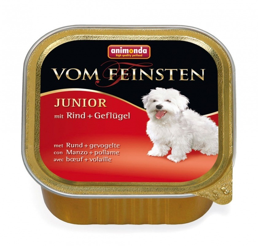 Animonda Vom Feinsten Junior 150g x 4