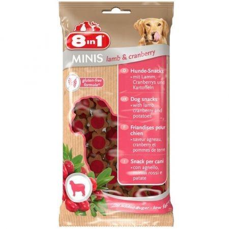 8in1 Zestaw świątecznych smakołyków dla psa large