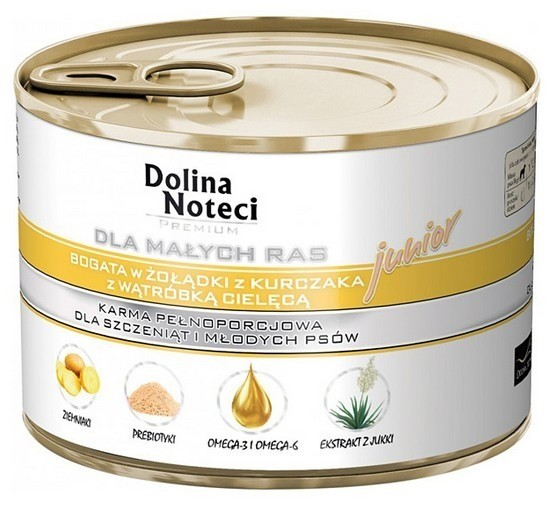 Dolina Noteci Premium Junior 185g x 12