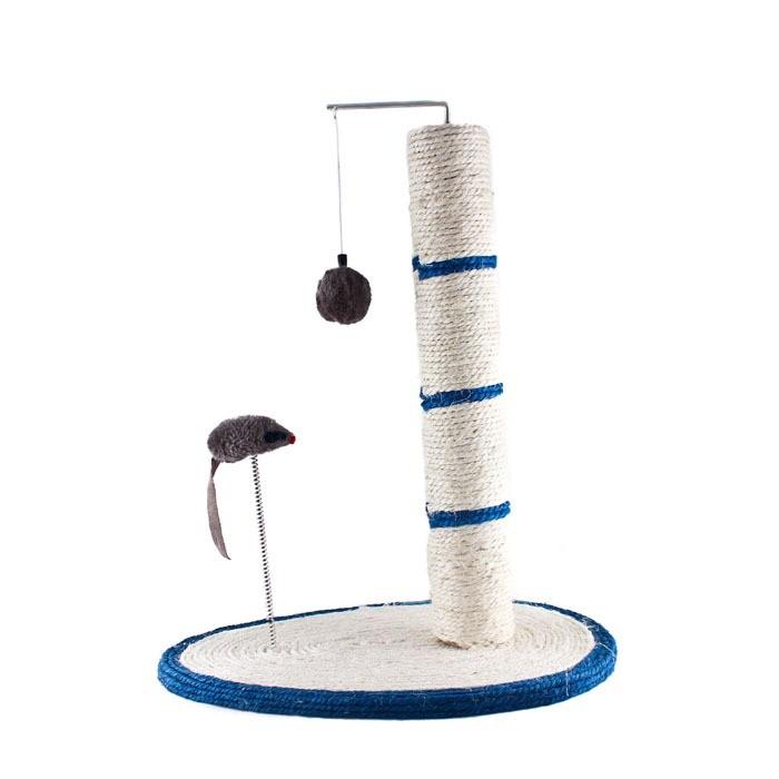Trixie Drapak z piłką i myszką 50,5cm
