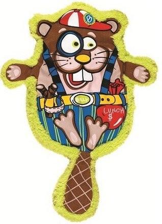 Fat Cat Bóbr/ Królik zabawka dla psa