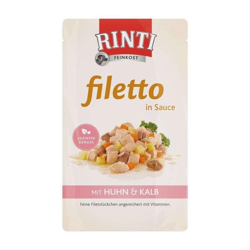 Rinti Filetto 125g x 4