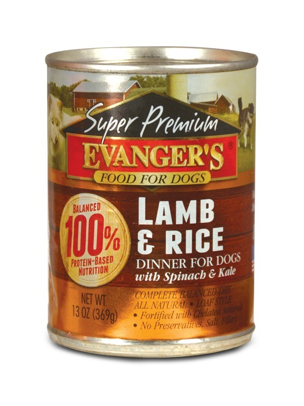 Evanger's Super Premium Gold Line 369g x 12