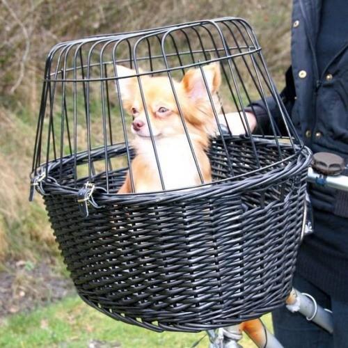 Trixie Kosz na rower dla psa lub dla kota 50 x 35 x 41cm