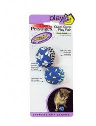Petstages Piłki fosforyzujące 2szt.
