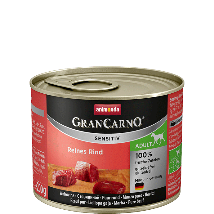 Animonda GranCarno Sensitiv 200g x 4