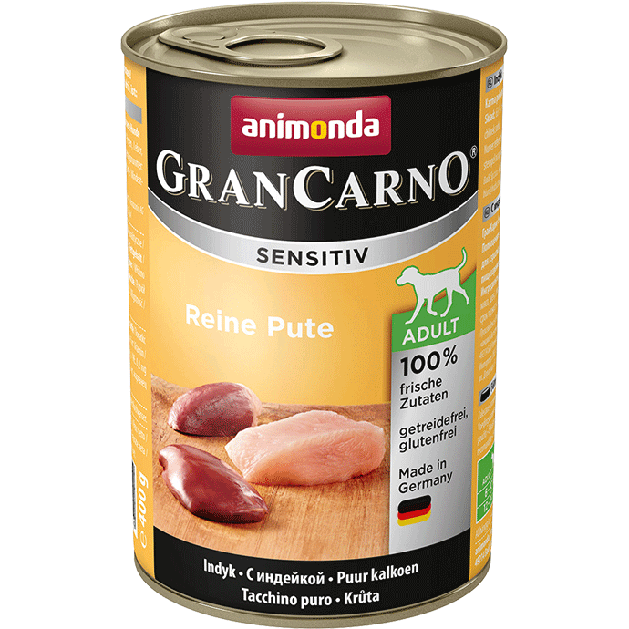 Animonda GranCarno Sensitiv 400g x 12