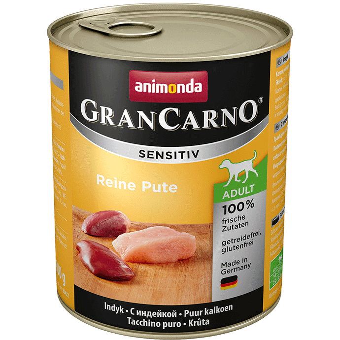 Animonda GranCarno Sensitiv 800g x 12