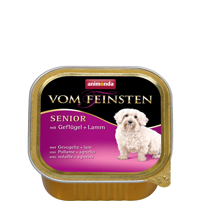 Animonda vom Feinsten Senior 150g x 4