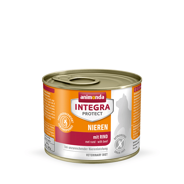 Animonda Integra Protect Nieren 200g x 12