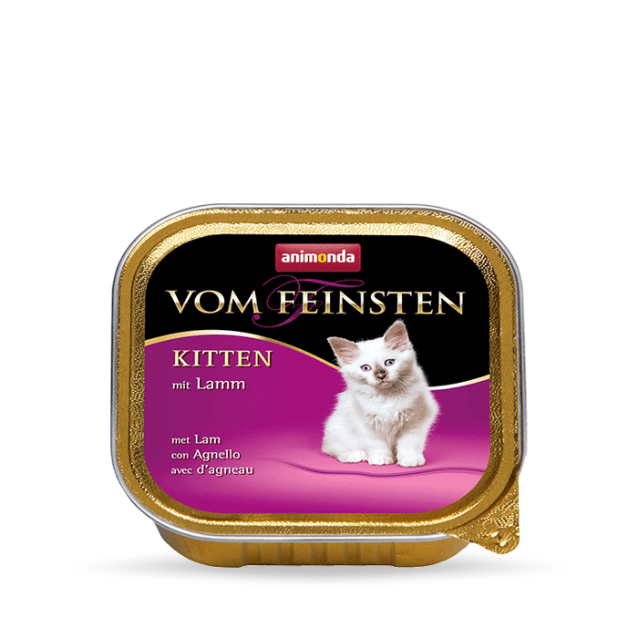 Animonda vom Feinsten Kitten 100g x 12