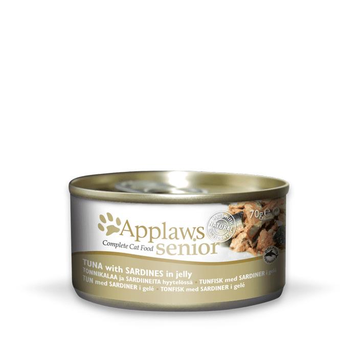 Applaws Cat Senior w galaretce 70g x 12