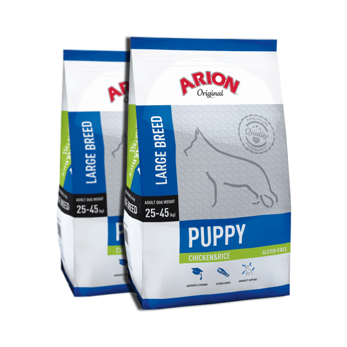 Arion Original Puppy Large Chicken & Rice