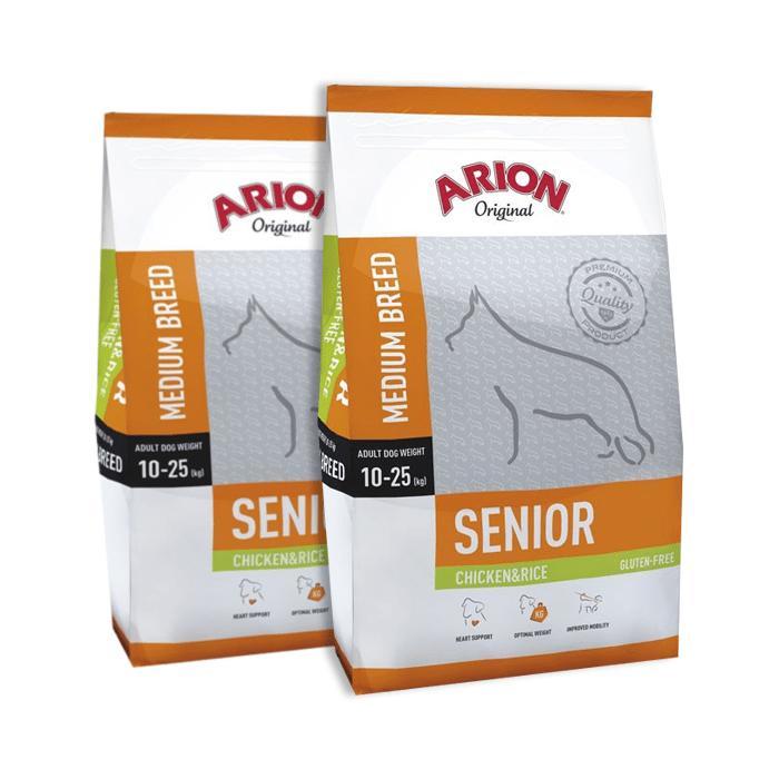 Arion Original Senior Medium Chicken & Rice
