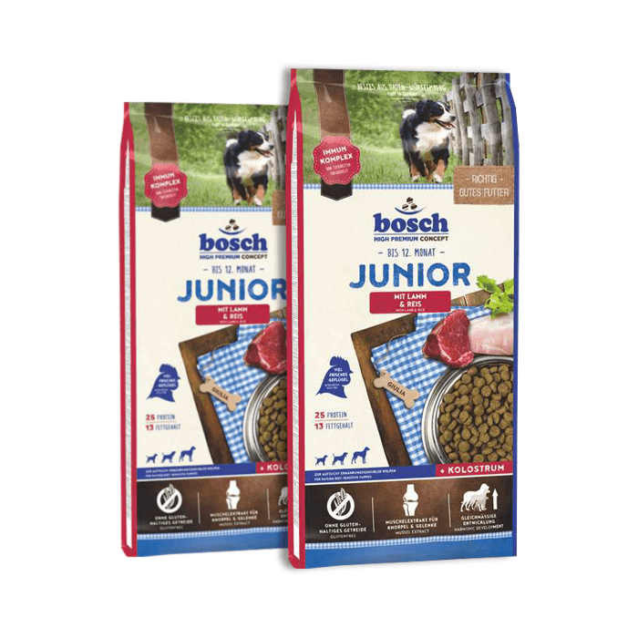 Bosch Junior Lamb & Rice