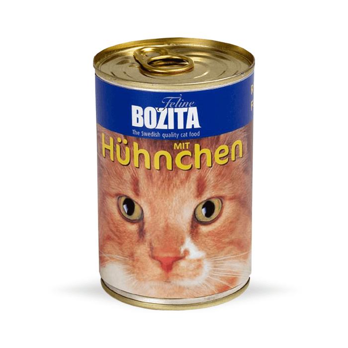 Bozita Feline w galaretce 410g x 12