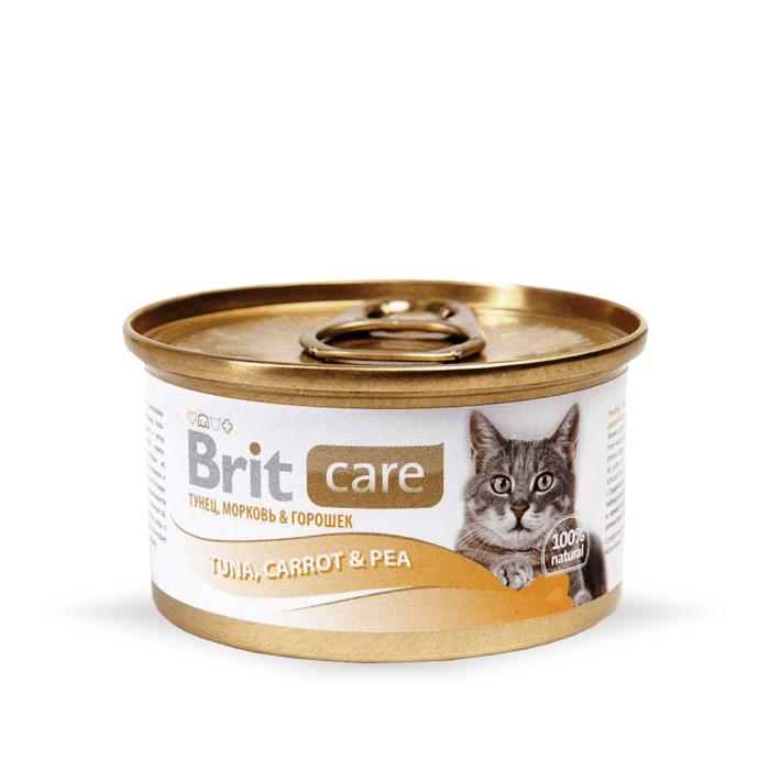 Brit Care w sosie 80g x 12